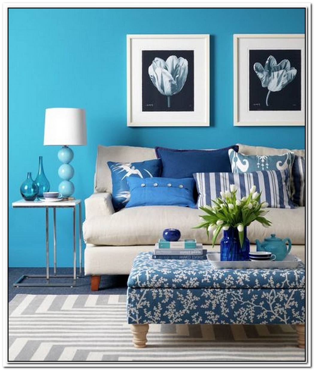 Uplift Your Space In An Instant With This Trendy Color