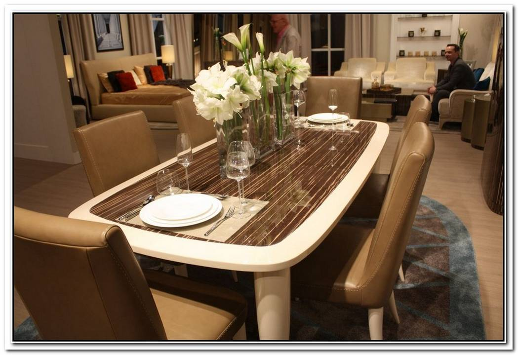 Use Feng Shui To Decorate The Dining Room
