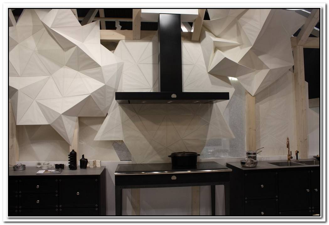 Useful Designer Kitchen Hoods From Barriviera Cappe