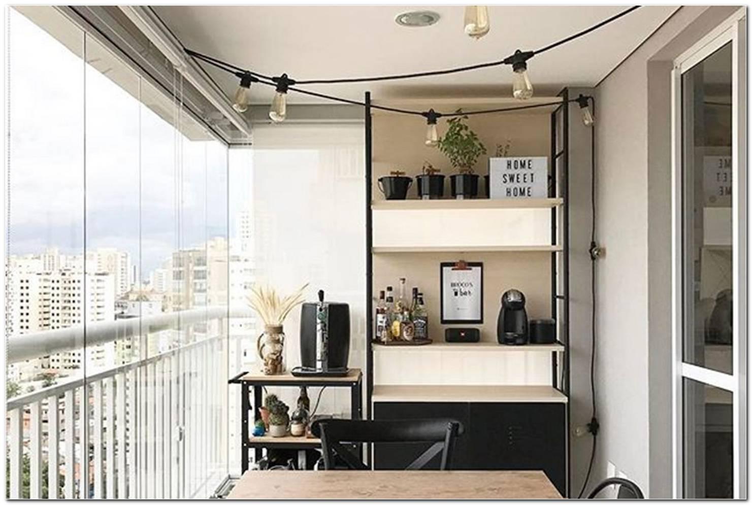 Varanda De Apartamento Como Aproveitar Esse Espaço