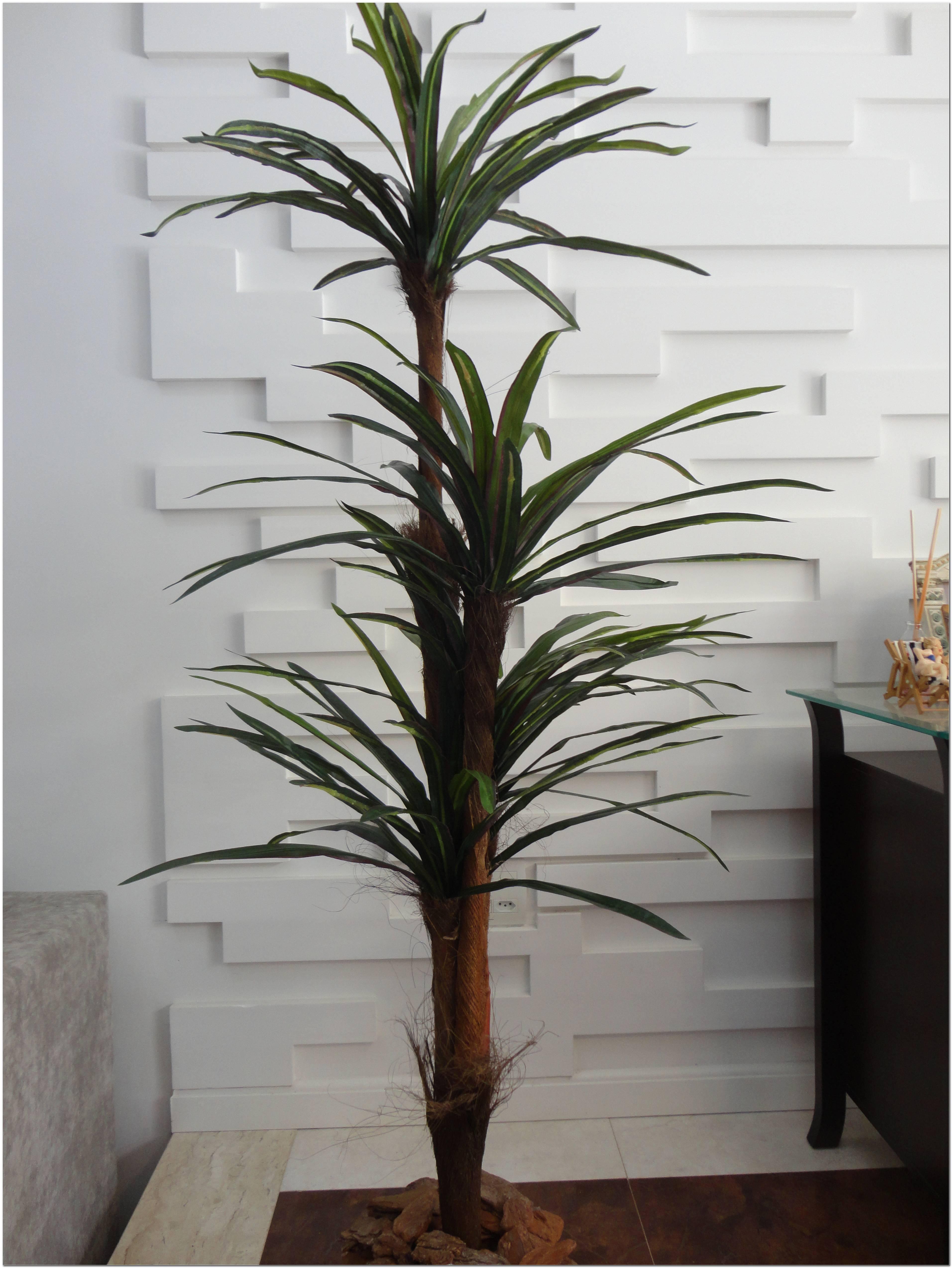 Vaso De Planta Artificial Para Sala