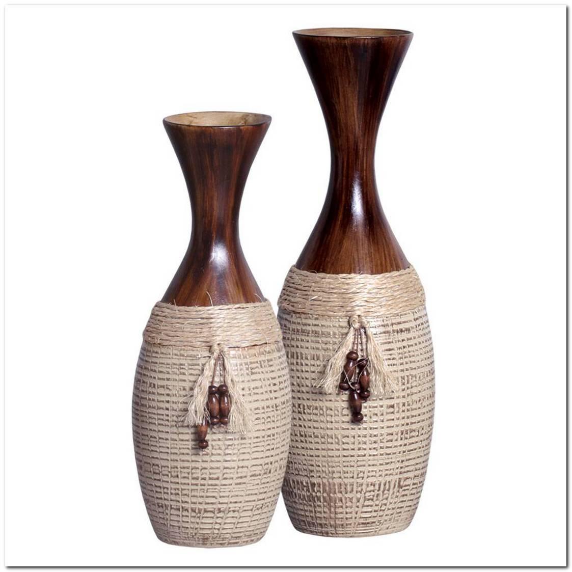 Vaso Decorativo De Chão
