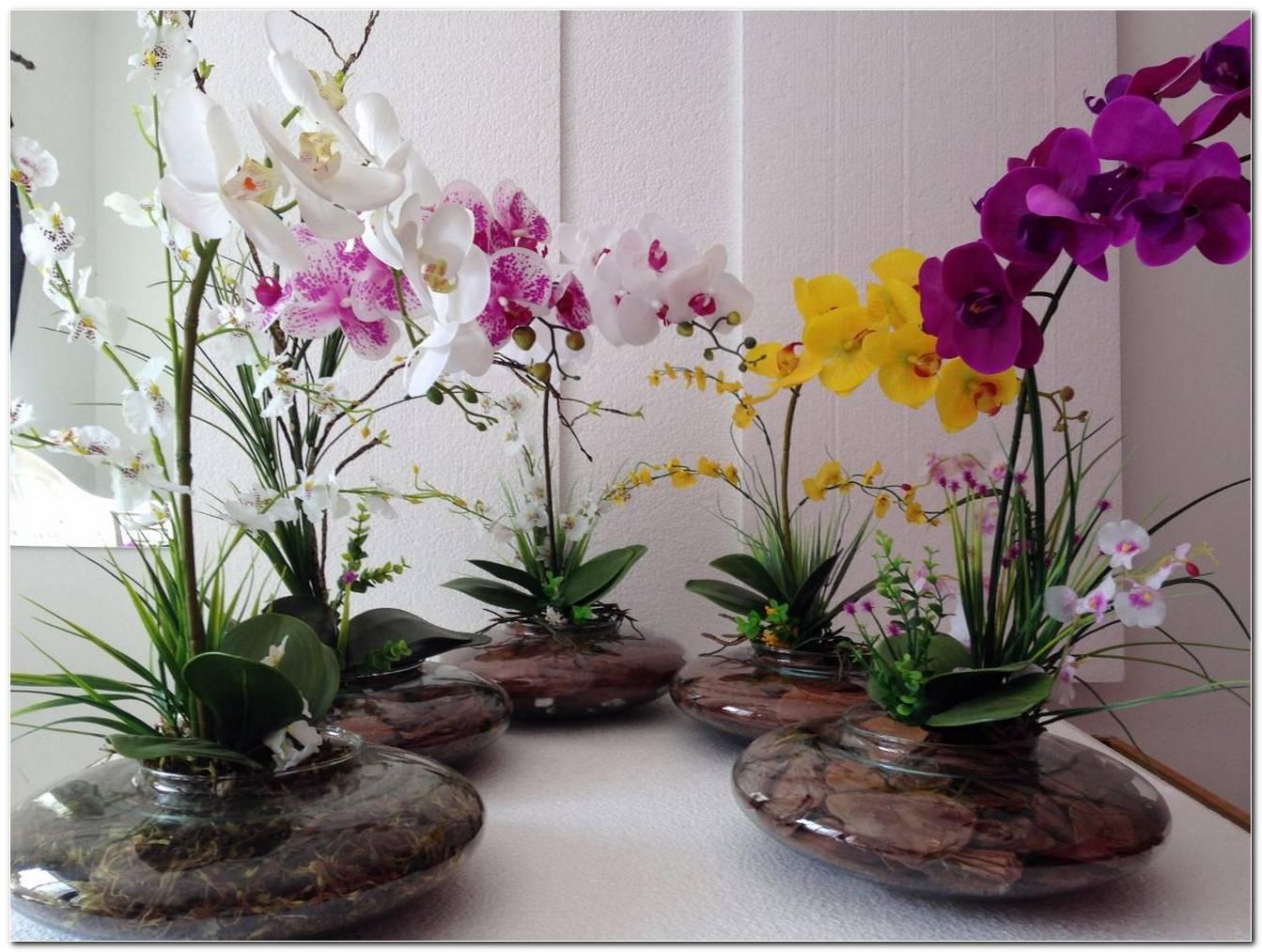 Vasos De Vidro Grande Para Decoração