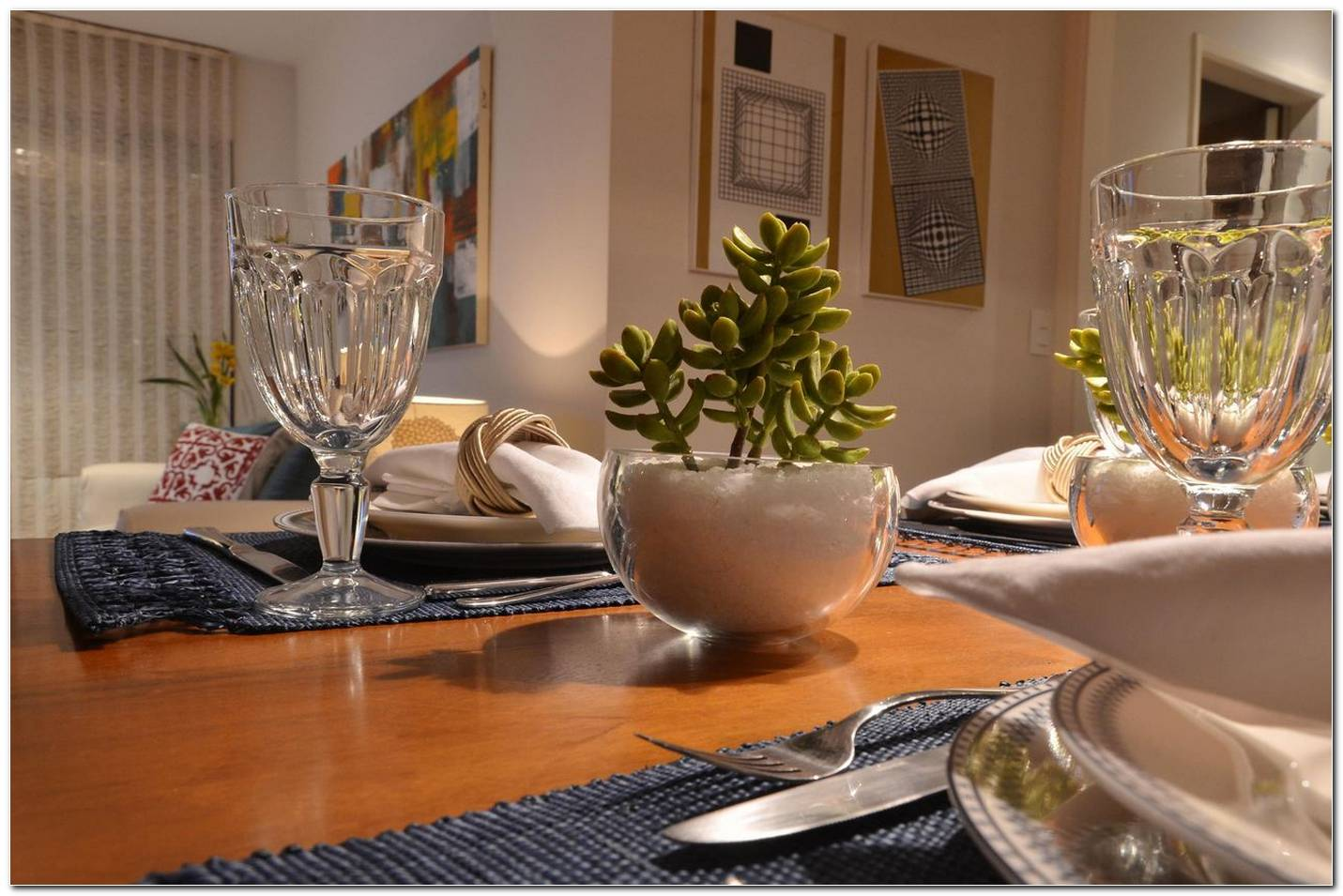 Vasos Decorativos Para Mesa De Jantar