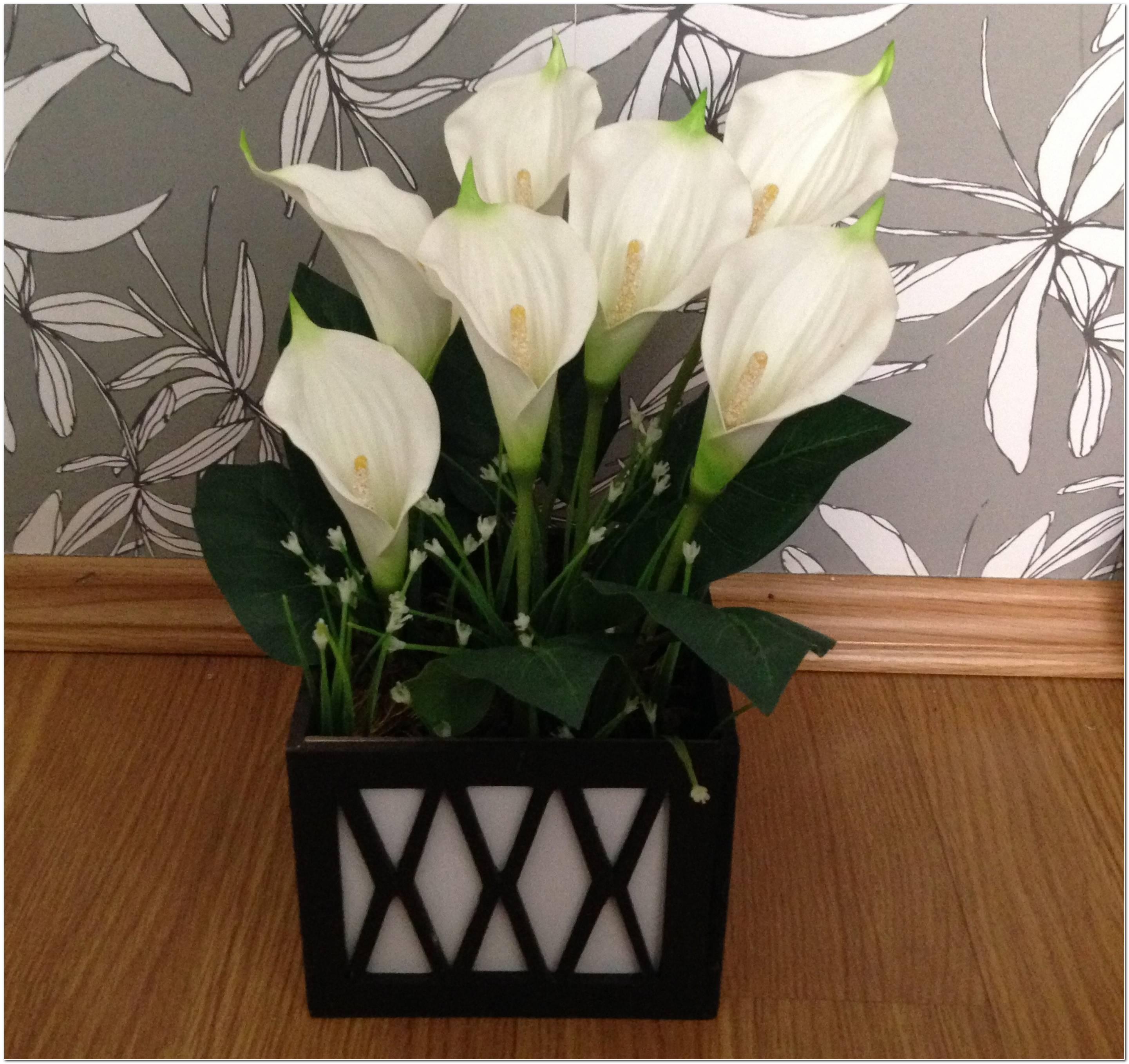 Vasos Para Flores Artificiais