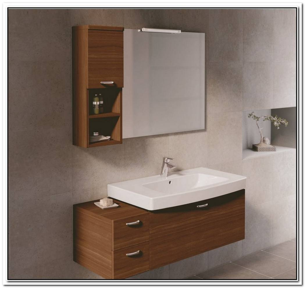 Ventuno Bathroom Collection From Ideal Standard