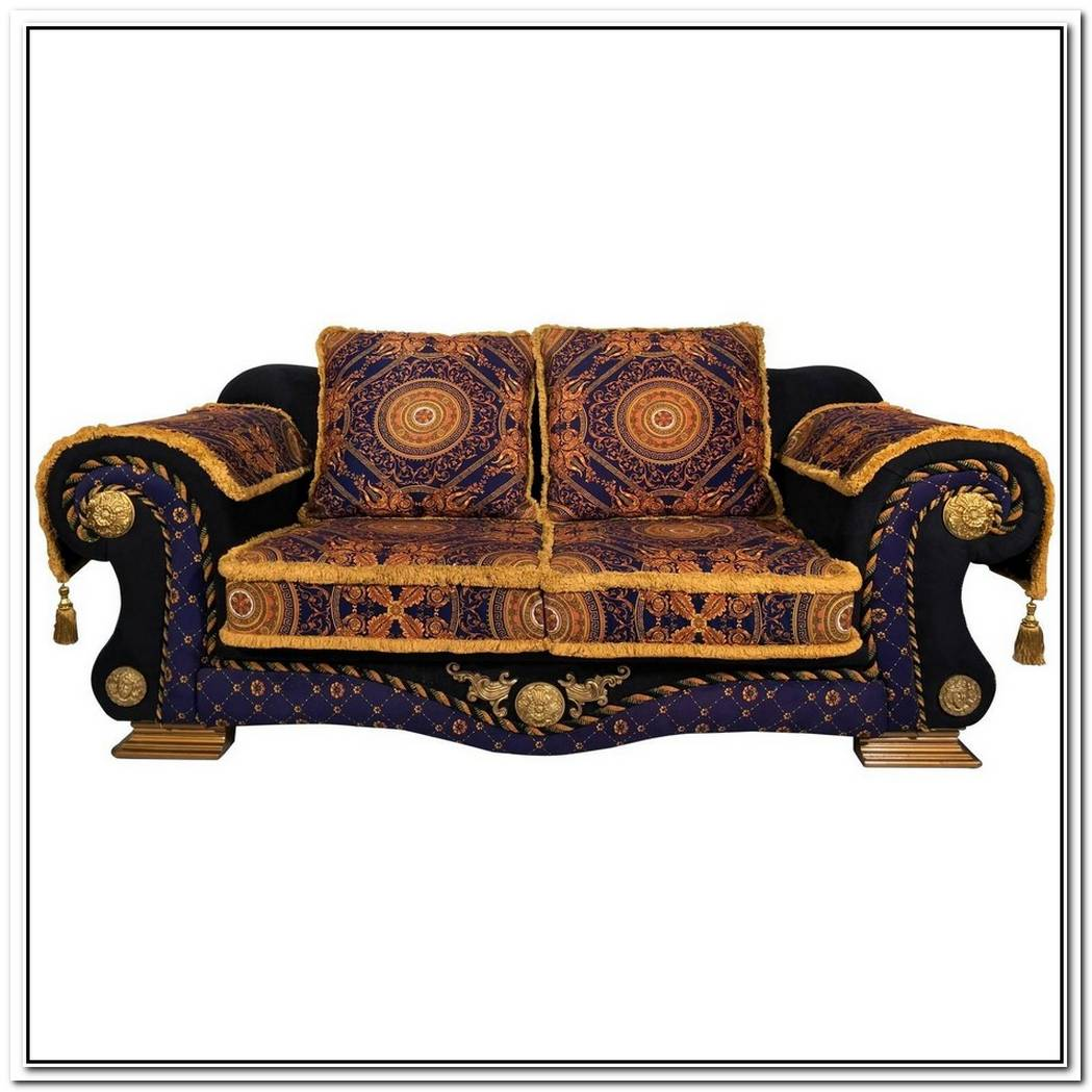Versace Sofa Collection