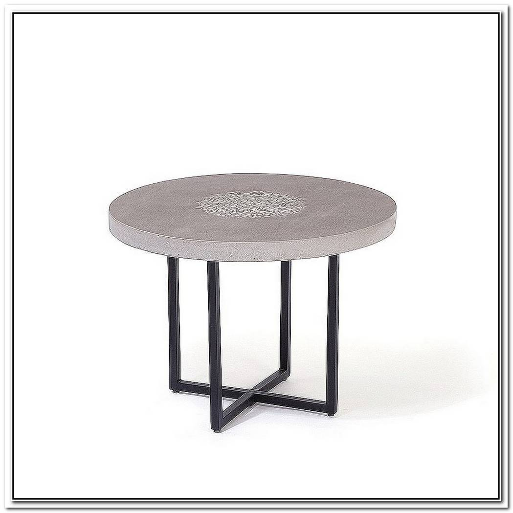 Versatile Pebble Side Table