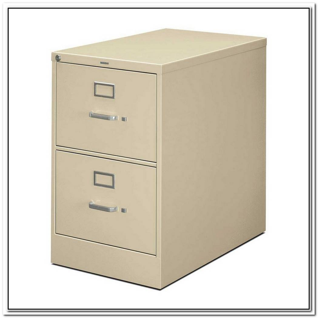 Vertical Metal File Cabinet
