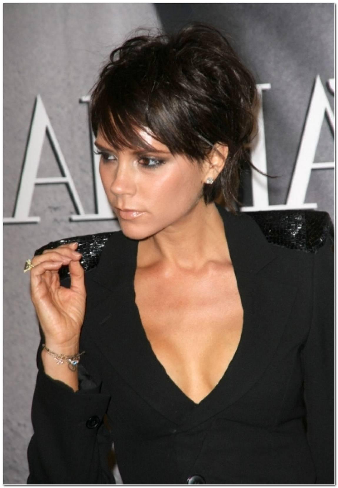 Victoria Beckham Frisur 2014