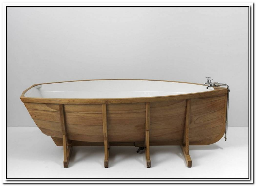 Viking Bath Boat By Wieki Somers