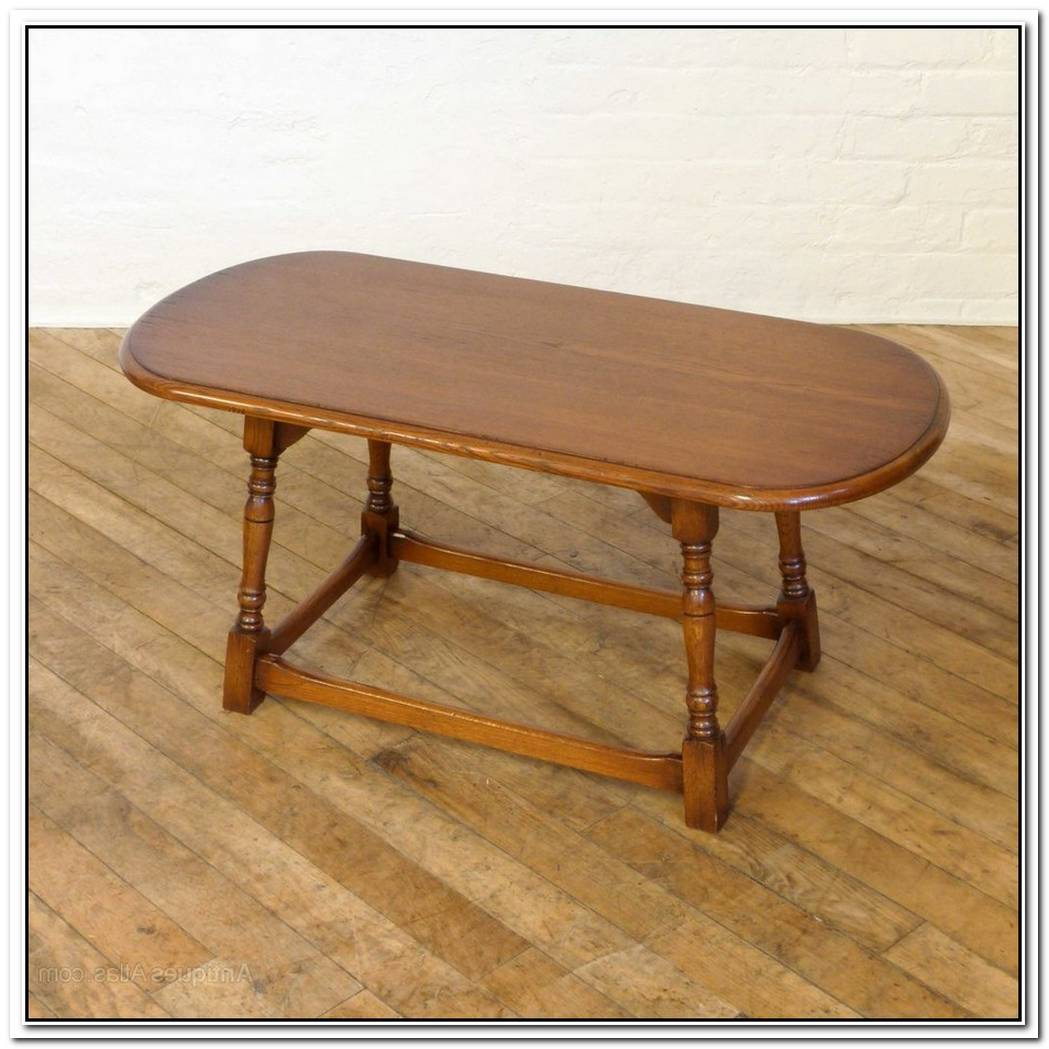 Vintage Durham Cocktail Table