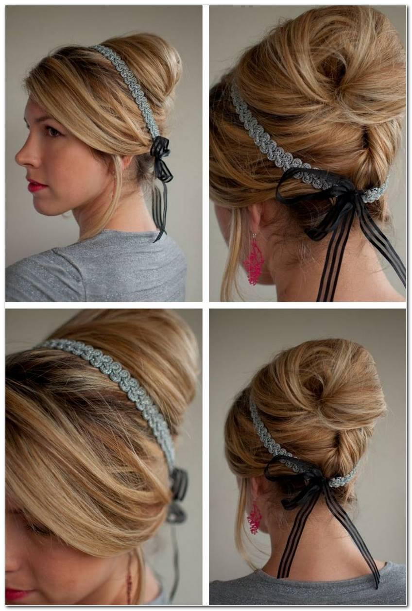 Vintage Frisuren Mit Haarband
