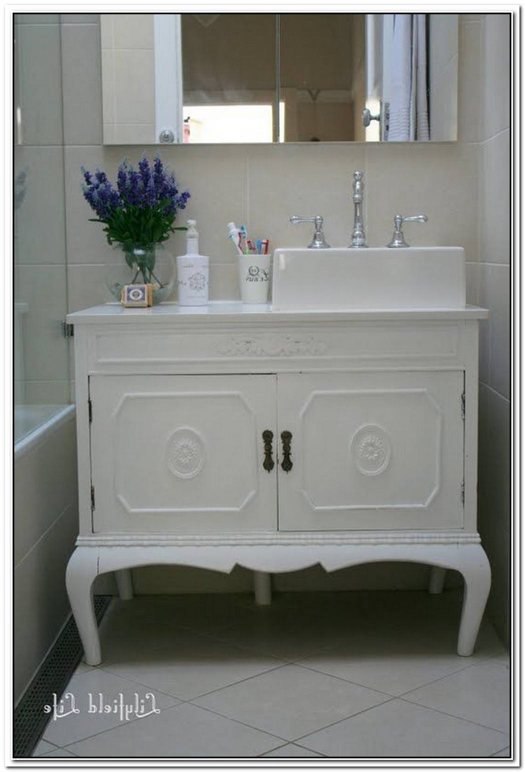 Vintage Style Vintage Bathroom Vanities Antique