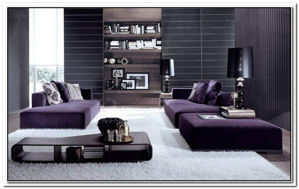 Visions Of VioletThe Power Of Purple Furniture