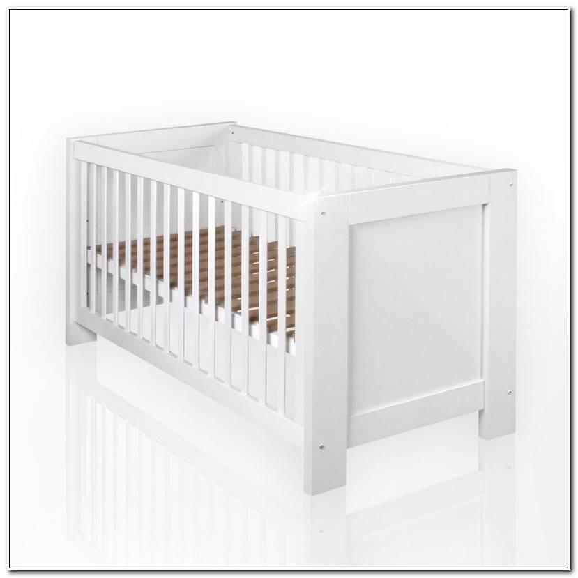 Want Babybett Weiß 70×140