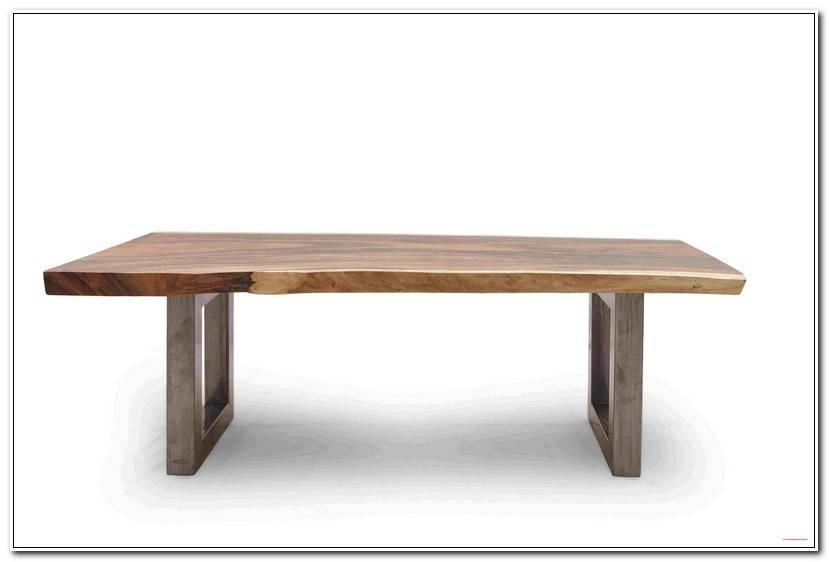 Want Bauholz Tisch