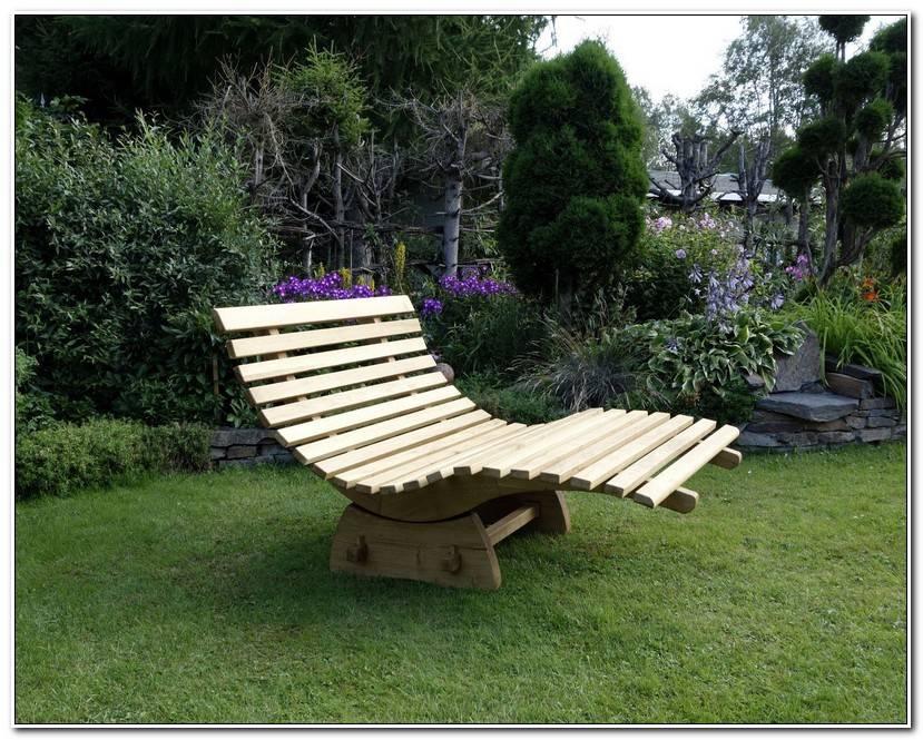Want Garten Relaxliege