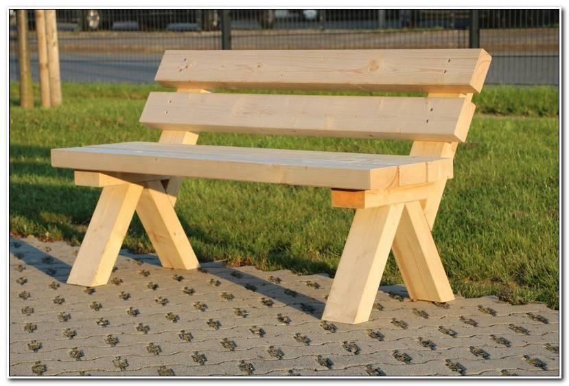 Want Gartenbank Holz Günstig