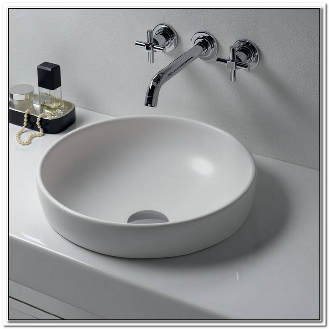 Water Jewels Wash Basin With Platin Bowl