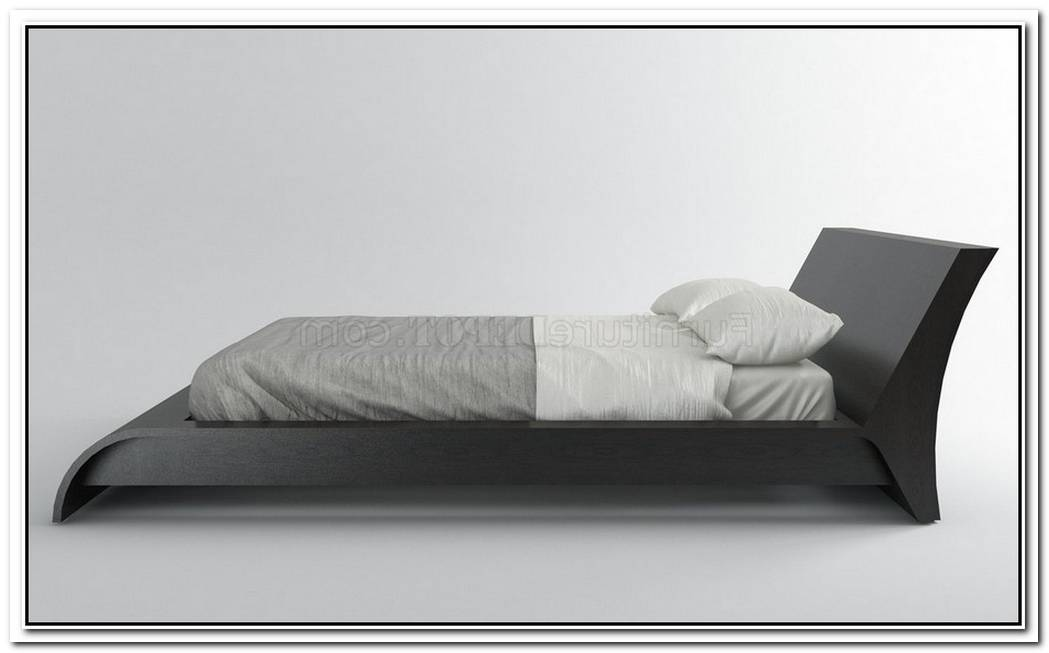 Waverly Modern Platform Bed