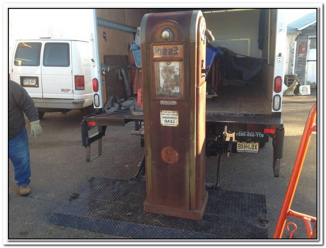 Wayne 60 Gas Pump