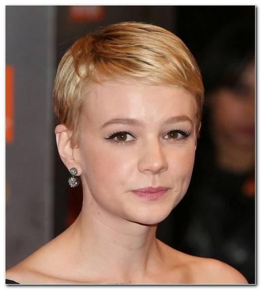 Welche Frisur Bei Rundem Gesicht Und D%C3%BCNnen Haaren