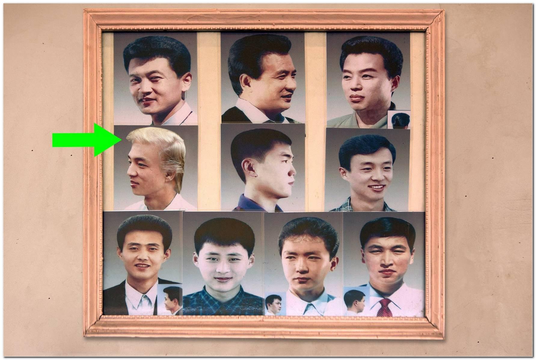 Welche Frisuren Sind In Nordkorea Erlaubt