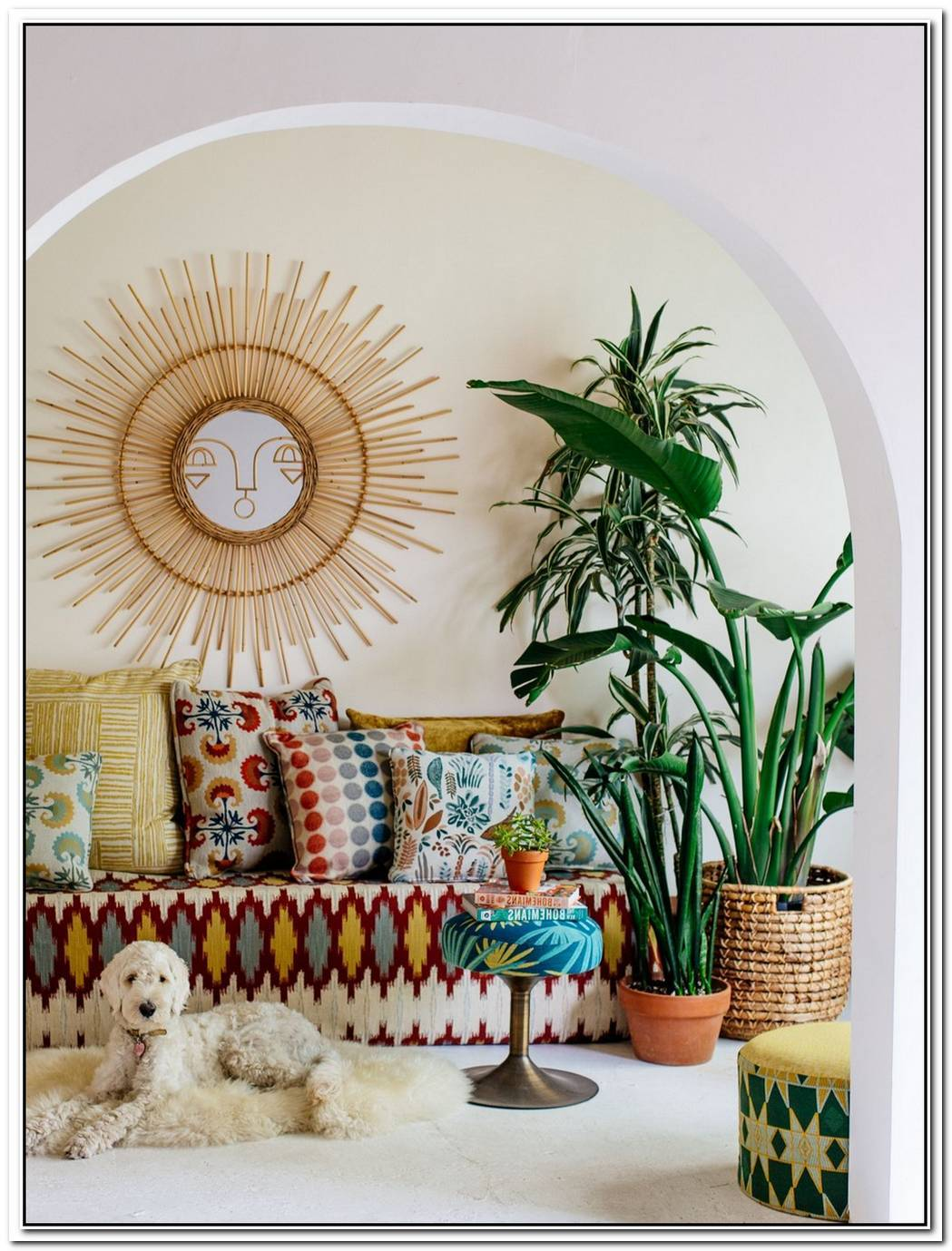 What Is Jungalow Interior Designer Justina Blakeney On The New Bohemian Era