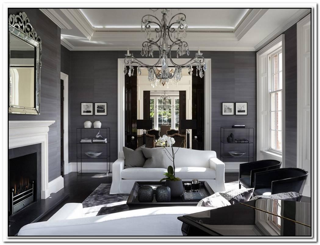 White Interior Design In London
