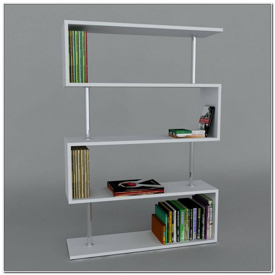 Wooden Art Etagere