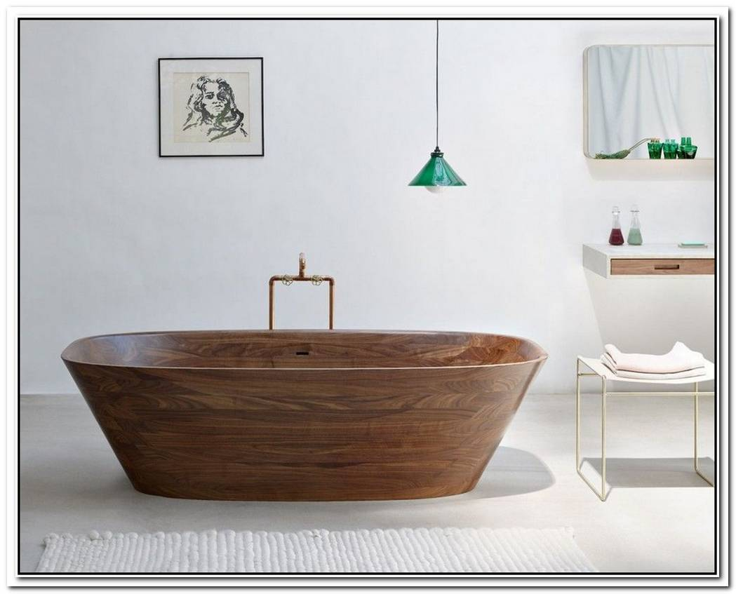 Wooden Bathtubs A Delight For The Senses And Your Home Decor