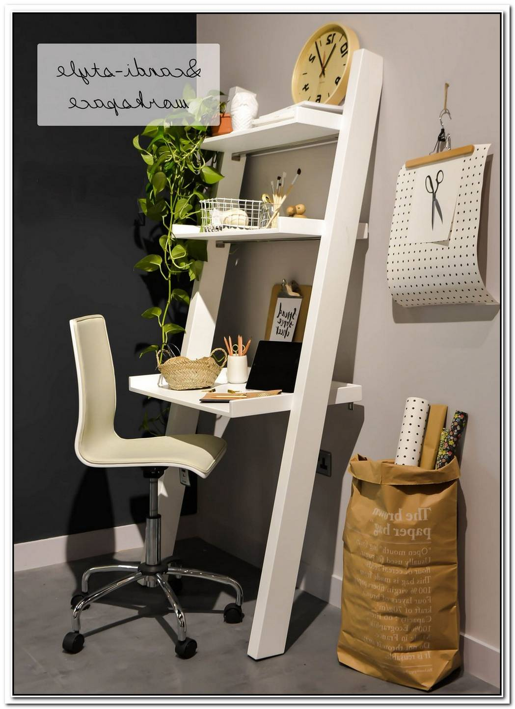Workspace Magic Creative But Practical Desk Ideas