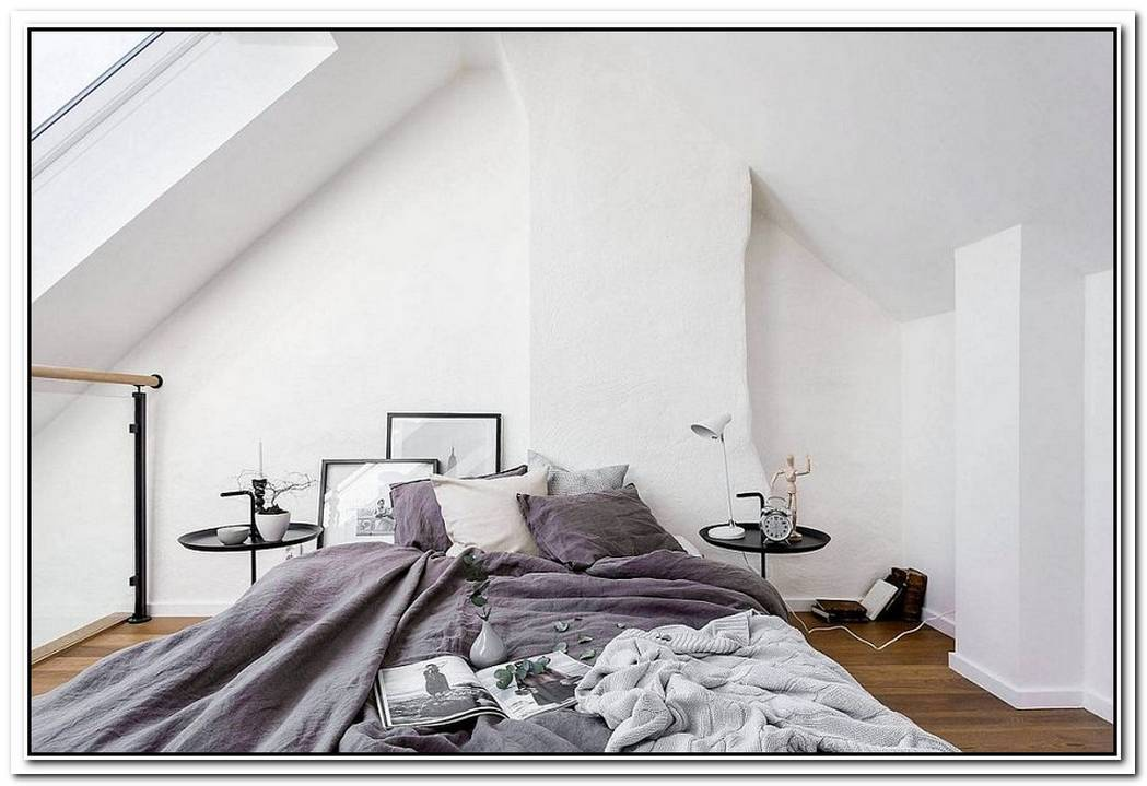 World Of White And GrayScandinavianStyle Apartment In Stockholm