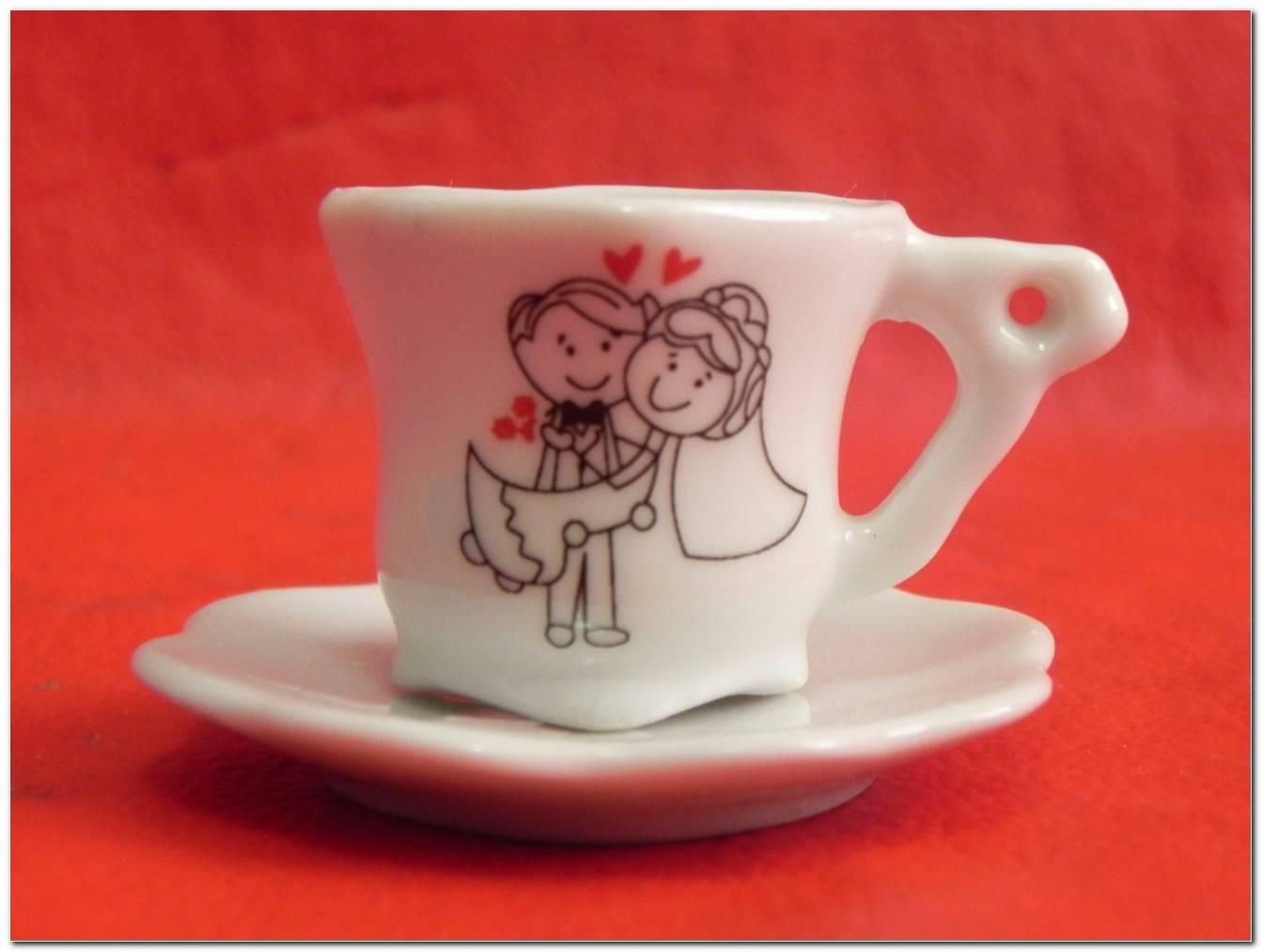 Xícaras De Lembrancinha De Casamento