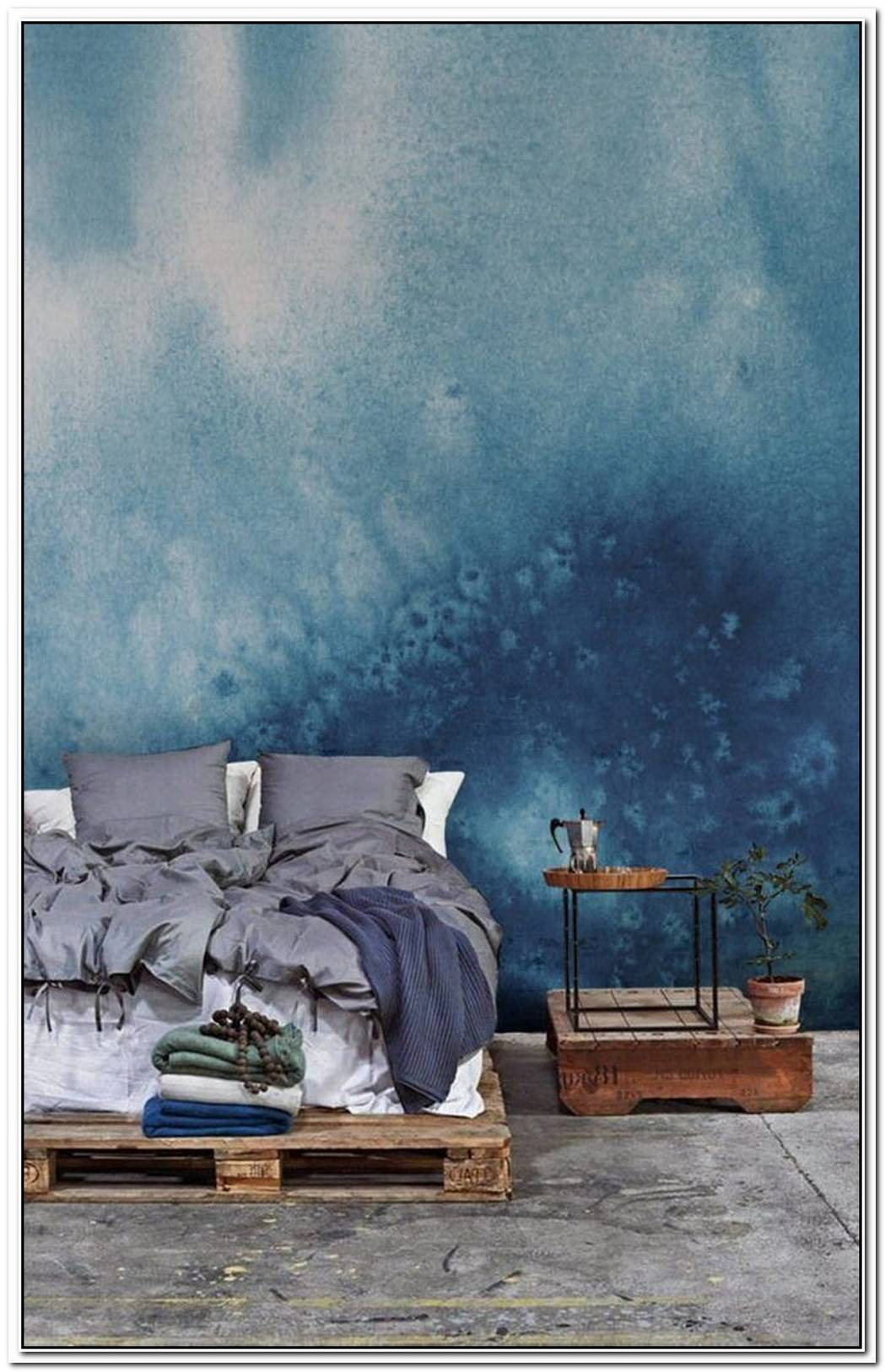 You Should Definitely Be Decorating With Indigo