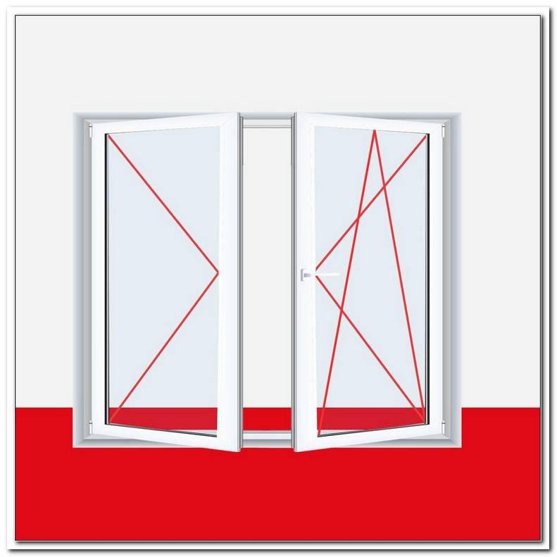 2 Flg Fenster Mit Stulp