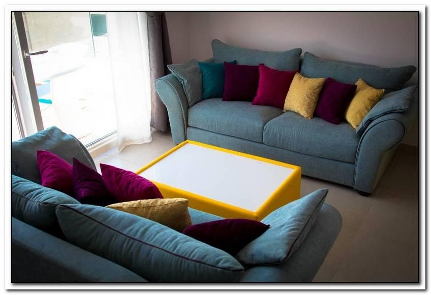 2 Sofas Im Wohnzimmer