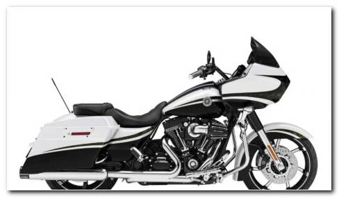 2012 CVO Road Glide HD Wallpaper