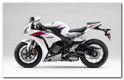 2012 Honda CBR1000RR.