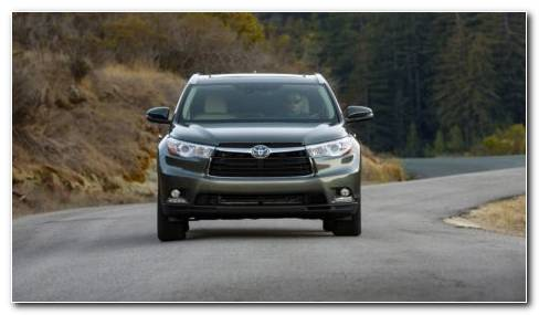 2014 Toyota Highlander HD Wallpaper