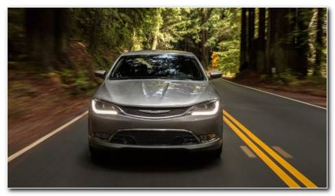 2015 Chrysler 200 HD Wallpaper