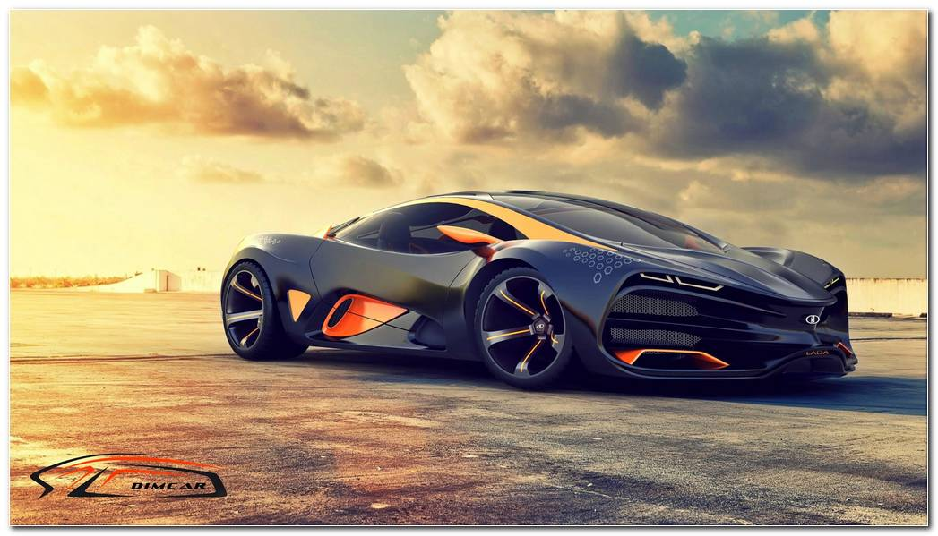 2015 Lada Raven Supercar Concept 2 Wallpaper HD Car 1920x1080 (1)