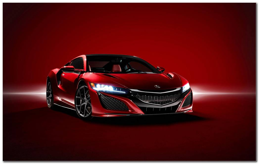 2016 Acura NSX Supercar Wallpaper HD Car Wallpapers 2560x1600