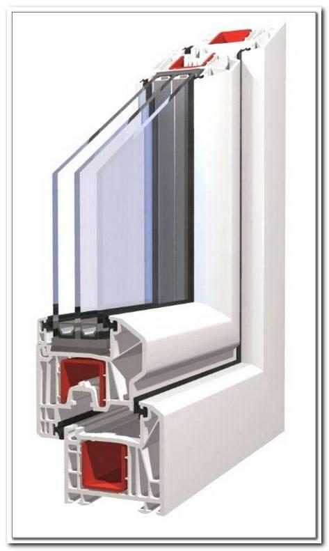 3 Fach Verglaste Fenster Einbruchsicher
