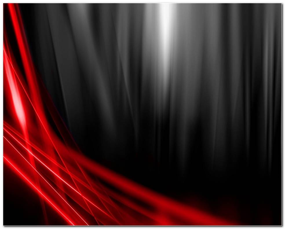 3D Abstract Black And Red Id 4 1152x921