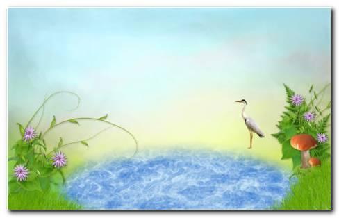 3D Nature HD Latest Wallpaper