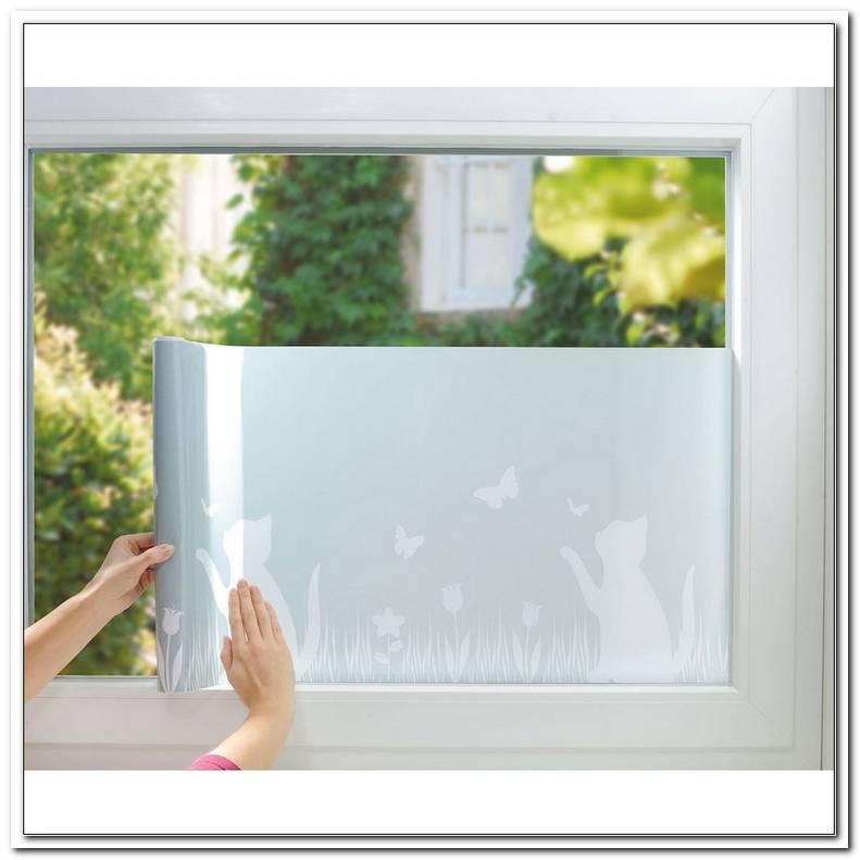 3m Blickschutz Folie Fenster