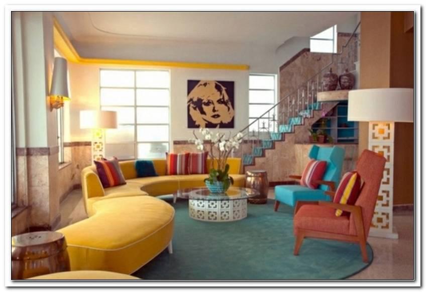 50s Wohnzimmer
