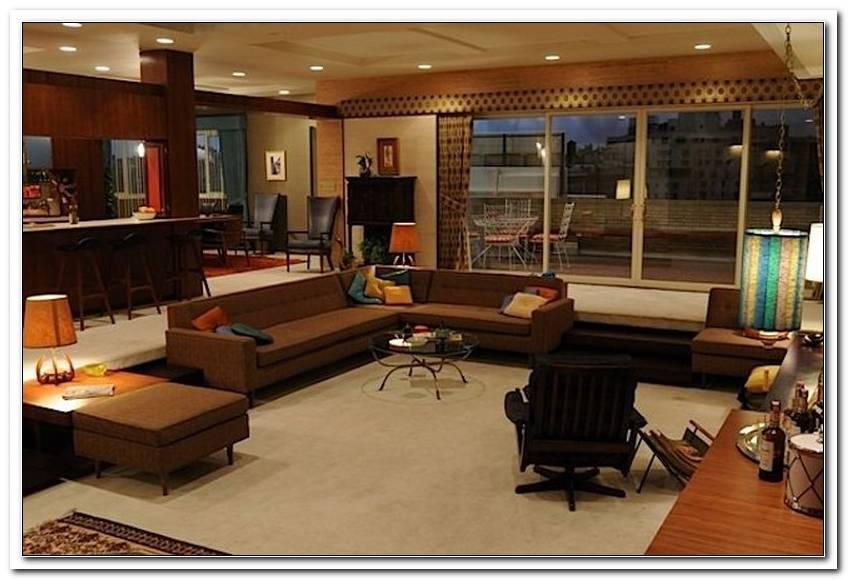 60s Wohnzimmer